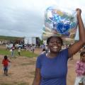 Mais de mil famílias alagoanas receberam doações pela LBV em 2020