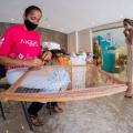 Artesãos do Pontal da Barra comercializam suas peças em hotéis de Maceió
