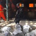 PF incinera mais de meia tonelada de droga apreendida em Alagoas