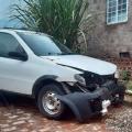 Santana: PC apreende carro suspeito de provocar acidente que matou pedreiro