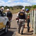 BPRv flagra dezenas de inabilitados e apreende veículos em fiscalização no Sertão