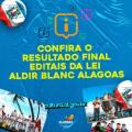 Cultura divulga resultado final de mais três editais da Lei Aldir Blanc