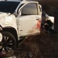 Acidente com três veículos envolve pároco de Santana do Ipanema