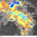 Previsão aponta pancadas de chuvas e trovoadas no Litoral e Zona da Mata de AL