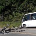 Acidentes com poste de energia reduzem 17% em Alagoas, diz Equatorial