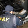 PRF em Alagoas prende homem com veículo roubado na BR 316