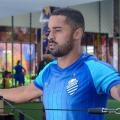 Pela 1ª vez em Alagoas, Guilherme Dellatorre vive expectativa da estreia pelo CSA