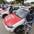 Governo entrega 17 novos veículos blindados à Segurança Pública nesta terça (23)