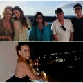 Famosos e turistas expõe belezas e fazem elogios em visita à Penedo