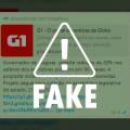 É falsa mensagem que diz que o Governo de Alagoas quer reduzir salários de servidores