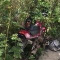 Radiopatrulha recupera moto furtada em Santana do Ipanema
