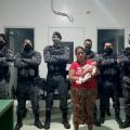 Policiais militares salvam vida de recém-nascida em Viçosa