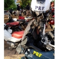 PRF prende motociclistas alcoolizados na BR 316 em Santana do Ipanema