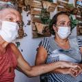 Hospital de Campanha recupera 100 pacientes num mês de funcionamento