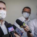 Vacinação de agentes da Segurança Pública começará na próxima semana