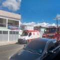 Pintor é resgatado após sofrer descarga elétrica em Santana do Ipanema