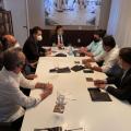 Prefeito de Palmeira dos Índios se reúne com Sinteal para discutir precatórios