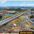 2º túnel do Viaduto da PRF será interditado para instalação da iluminação definitiva