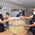 AL recebe vacinas Pfizer e iniciará imunização de gestantes, puérperas e transplantados