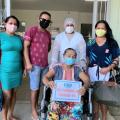 Mais 23 pacientes vencem a Covid-19 e deixam o HE do Agreste