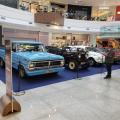 Shopping em Maceió tem exposições de carros antigos e exclusivos nesta semana