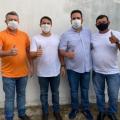 Prefeito de Olho d'Água das Flores amplia base políticase aliando a ex-opositores