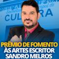 Prefeitura de Palmeira lança Prêmio Escritor Sandro Melros nesta 5ª
