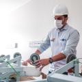 Secretário inspeciona obras e entrega mais equipamentos ao Hospital do Alto Sertão