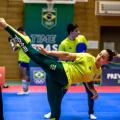 Milena Titoneli estreia em Tóquio com expectativa de medalha no taekwondo