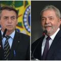 Pesquisa mostra que 1/3 dos brasileiros não querem Lula ou Bolsonaro em 2022