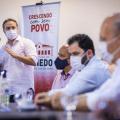 Governador anuncia duplicação entre Maceió e Penedo ao autorizar nova delegacia