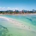 Maceió está entre os quatro destinos mais procurados entre sol e praias do país