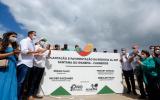 Governador inaugura rodovia em Carneiros e anuncia investimentos para o Sertão