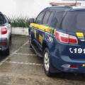 PRF prende mulher com veículo clonado em União dos Palmares