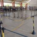Autoridades fiscalizam Torneio de Canto em Barra de São Miguel