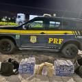 PRF apreende mais de 50 Kg de maconha e crack em caminhão na BR 101