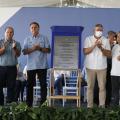Bolsonaro participa de entrega de Cohab em Teotônio Vilela; VEJA VÍDEO