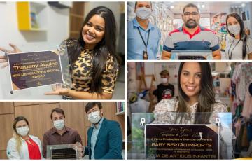 Fênix Produções e Eventos premia Empresas e Profissionais em Santana do Ipanema