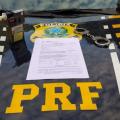 PRF prende motorista alcoolizado que furou bloqueio em Santana do Ipanema