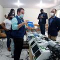 TRE conclui carga das urnas da eleição suplementar de Campo Grande