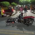 Batalha: Serralheiro morre e outros dois ficam feridos em colisão de motos