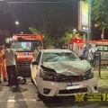 Motorista santanense é preso após colidir e matar motociclista em Maceió