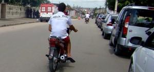 Motoristas das cinquentinhas são isentos do IPVA em Alagoas (Foto: Chapada Oline)