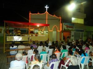 São Sebastião também é padroeiro em Carneiros (Foto: Alagoas na Net / Arquivo / 2013)