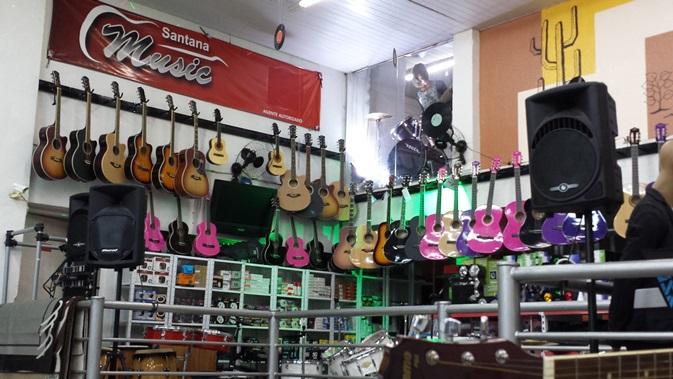 loja de instrumentos musicais é destaque no sertão alagoano