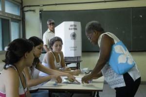 Mesários que atuaram no pleito tem direito ao valor (Foto: Agência Brasil)
