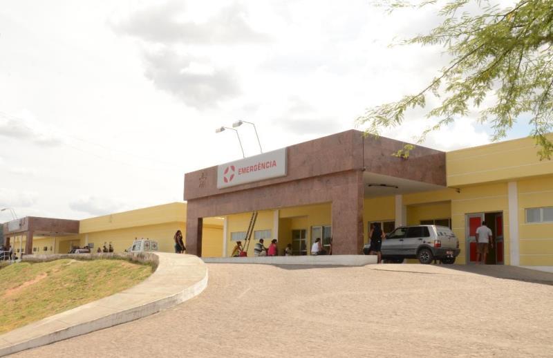 Gestão do Hospital está no centro das atenções em Santana do Ipanema (Foto: Alagoas na Net / Arquivo)