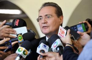 Renan emitiu uma nota em que fala de Rui Palmeira (Foto: Jane de Araújo / Agência Senado / Arquivo)