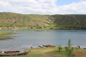 Captação de água foi afetada na Bacia Leiteira (Foto: Ascom IMA)