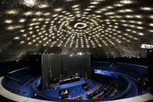 Senado votou e aprovou a MP (Foto: Fabio Rodrigues Pozzebom/Agência Brasil)
